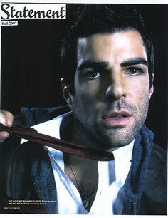 Zachary Quinto Official Website - Photo Shoots