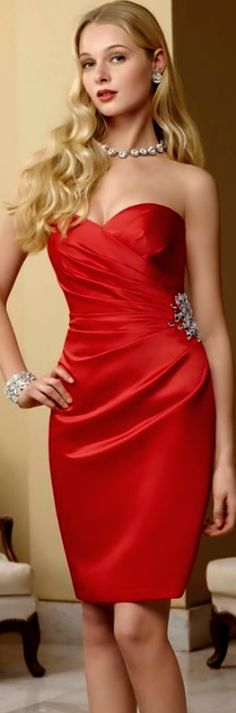 ❖ Wearing Red on her Holiday ♥️  {holiday red, ready}  ❤️