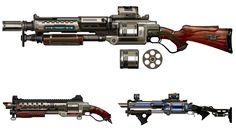 Combat Shotgun, Borderlands