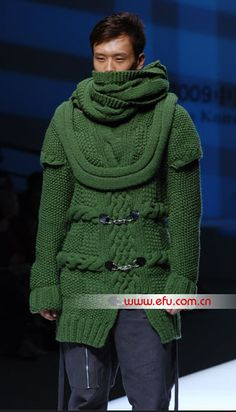 from China Fashion Week  too busy but the embellishments are very worth consideration!