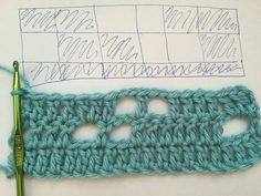 Learn the Basics of Filet Crochet using both 3dc and 4dc techniques