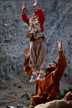 Playing in Shah Allah Ditta Village, Pakistan. Shah Allah Ditta Village is a centuries-old village located at the foothills of the Margalla Hills in the Islamabad Capital Territory.