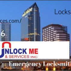 Commercial & Residential Locksmith in Tampa Fl | Visual.ly
