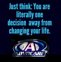 Join a company that has experienced massive growth over the last 3 years. 2014 will be our billion dollar year, with 600 million paid back to distributors, wouldn't you like a piece of that pie?!! www.advocaresupermom.com