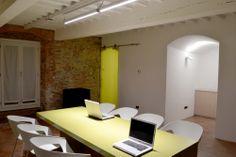 Sede Corporativa de A917 en Pisa / nuvolaB architetti associati A917 Corporate Headquarters In Pisa / nuvolaB architetti associati – Plataforma Arquitectura