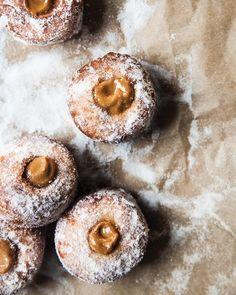 Dulce De Leche Donuts   Sweet Paul