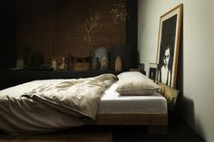 CF by Christian Fischbacher Bettwäsche STARDUST Oatmeal www. Designers Guild, Sweet Home, Linen Bedding, Home Accessories, Bedroom Decor, Lounge, Furniture, Bed Rooms, Home Decor