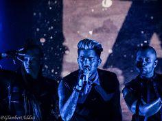 02/27/16 Adam Lambert Foxwoods Casino CT TOH Tour