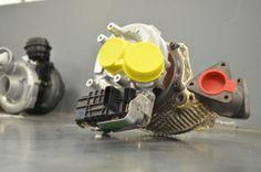 Turbocompressori per motori marini e ultra leggeri