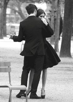 .pareja baile neg-blanco