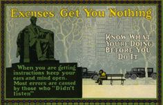 Vintage Motivational Posters From the 20s and 30s   The Art of Manliness