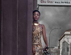 Fashion shoot I had witn Designer Thabo Bling down at Diagonal street.Thanks to my models and Thabo Bling for making this a success:Models: Dalitso ChandiyambaLakiamo RatshibaiSiyabonga Mavuka Fashion Shoot, Working On Myself, New Work, Modeling, Sunday, High Neck Dress, Behance, Bodycon Dress, City