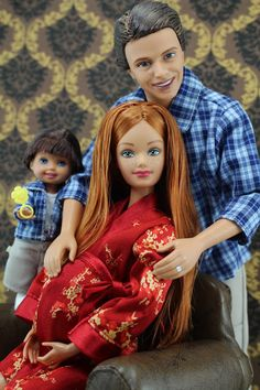 Doll Epic: Remembering The Happy Family...