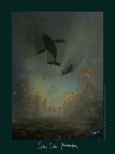 Sky Side. November by morda-creap