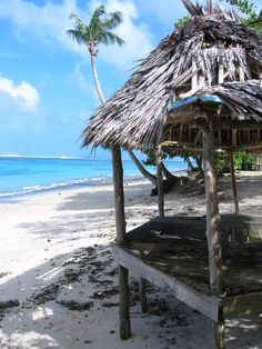 Samoan Fales: Incredibly simple,but who wants walls as a barrier with the phenomenal beauty of the surroundings.As authentic as you can get,no ugly fittings or bland decor to tolerate