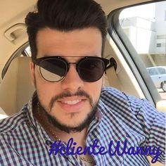 """E como amamos receber essas mensagens dos nossos clientes: """"Acabou de chegar aqui em Londrina/PR meu Dior Composit. Atendimento impecável da @eliscarvalho81! Parabéns @oticaswanny """" #clientewanny #oticaswanny #dior #diorhomme #diorcomposit #sunglasses ❤ ❤ @tatogomes"""