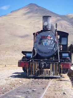 Tren La Trochita - Esquel Nahuel Pan, Chubut, Argentina