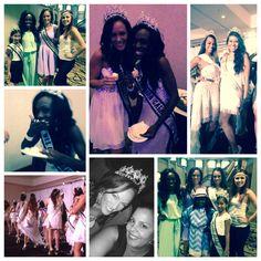 Having fun at the all white party!! #TeamFlorida