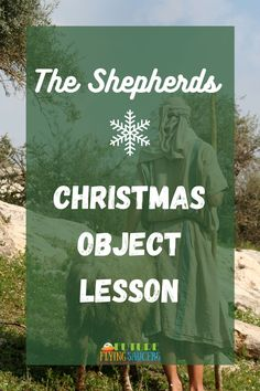 How come God chose to have the shepherds be a part of the event of Jesus' birth? This Shepherds Christmas Object Lesson will help children to understand that God is motivated by joy and desires to glorify Himself. #Christmas #Homeschool #SundaySchool #Bible #BibleStudy #KidsMin #BibleLesson #Resources Sunday School Curriculum, Sunday School Activities, Sunday School Lessons, Family Bible Study, Bible Study Guide, Kids Church Lessons, Bible Lessons For Kids, Holiday Ideas, Christmas Ideas
