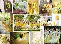 addobbo floreale giallo bianco verde - Cerca con Google