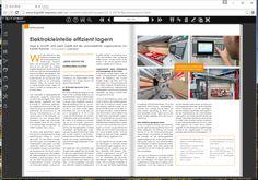 Elektrokleinteile effizient lagern - http://www.logistik-express.com/elektrokleinteile-effizient-lagern/