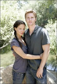 JT Hellstrom & Colleen Carlton (The Young and The Restless - 2007) Love the chacacter JT when he was married to victoria