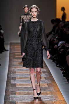 Valentino at Paris Fashion Week Fall 2012 #IONshadesoffall