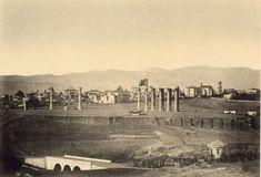 Athens Greece, Old Photos, My Dream, Paris Skyline, Places To Go, Greek, Travel, Dreams, Vintage