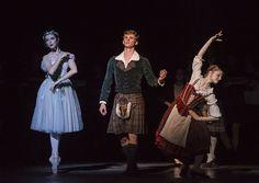 Sarah Thompson, Luke Schaufuss, Mia Heathcote | by DanceTabs