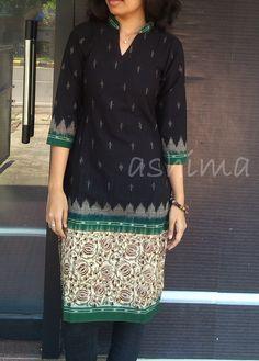Code:2704150 Rs.1490/- Size XS/S/M/L/XL/XXL Free Shipping to all courier destinations in India Churidar Pattern, Kurta Patterns, Dress Patterns, Kurta Designs Women, Salwar Designs, Blouse Designs, Kalamkari Dresses, Salwar Dress, Anarkali