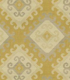 Upholstery Fabric- Waverly Marmara/Pumice & home decor fabric at Joann.com - For a chair