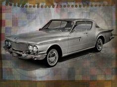 1961 Dodge Lancer GT Coupe - the Lancer hardtop they should have built.