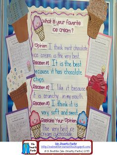 Last week, I moved into opinion writing with my students. The first day, I read Treasures of the Heart by Alice Ann Miller . Opinion Writing, Persuasive Writing, Teaching Writing, Writing Prompts, Writing Rubrics, Teaching Ideas, Opinion Essay, Writing Folders, Paragraph Writing