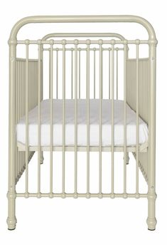 Reese Crib - Project Nursery Baby Cribs For Sale, Best Baby Cribs, Cot Mattress, White Nursery, Project Nursery, Nursery Ideas, Kids Furniture, Toddler Bed, Creamy White