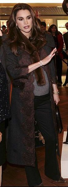 queen rania 2004