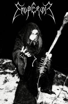 Ihsahn- Emperor