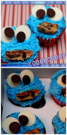 I love Cookie Monster!