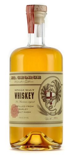 St. George Spirits Illustrated Labels.... by Steven Noble (nice graphics! #DragonLife)