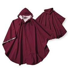 Charles River Rain Poncho 9709 $27.  You can go cheap on a rain coat.  If hiking, get one that can cover your pack as well.