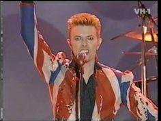"-------Fashion Awards--Performing ""Fashion"" & ""Little Wonder"" - 25th October 1996"