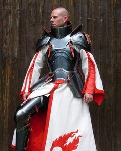 Fantasy armour - Warrior Priest of Sigmar (Warhammer Fantasy) by German armourer company Eysenkleider.