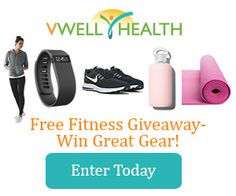 Get your new years resolutions on! New Year, New You Fitness Giveaway!
