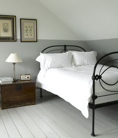 Great guest bedroom: Hester Gray London