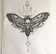 2019 tattoo tattoos tattoo drawings, moth tattoo и hand tatt Tattoo Drawings, Body Art Tattoos, Small Tattoos, Sleeve Tattoos, Life Death Tattoo, Tattoo Cou, Tattoo Hals, Tod Tattoo, Moth Tattoo