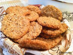 חיים וטעים – אוכל ובריאות | עוגיות שיבולת שועל קריספיות שאי אפשר להפסיק לאכול
