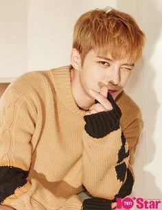 Jaejoong (JYJ) - 10+Star Magazine August Issue '17