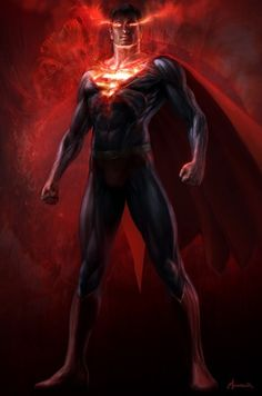 'MAN OF STEEL' COSTUME CONCEPT ART SHOWS OFF RED UNDERPANTS, EMO HAIRCUTS