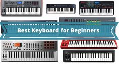 What are the Best Digital Keyboard Piano for Beginners? Best Digital Piano, Keyboard Piano, Good Things, Keyboard