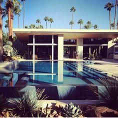 Palm springs home