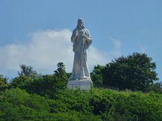 Estatua del Cristo de La Habana, Cuba